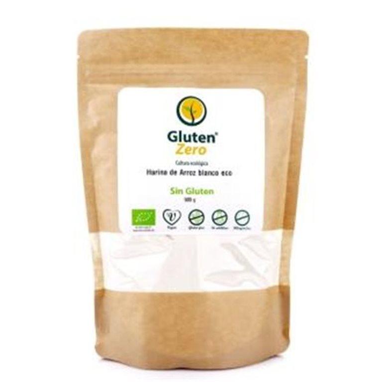 Harina de Arroz Bio 500g, 1 ud