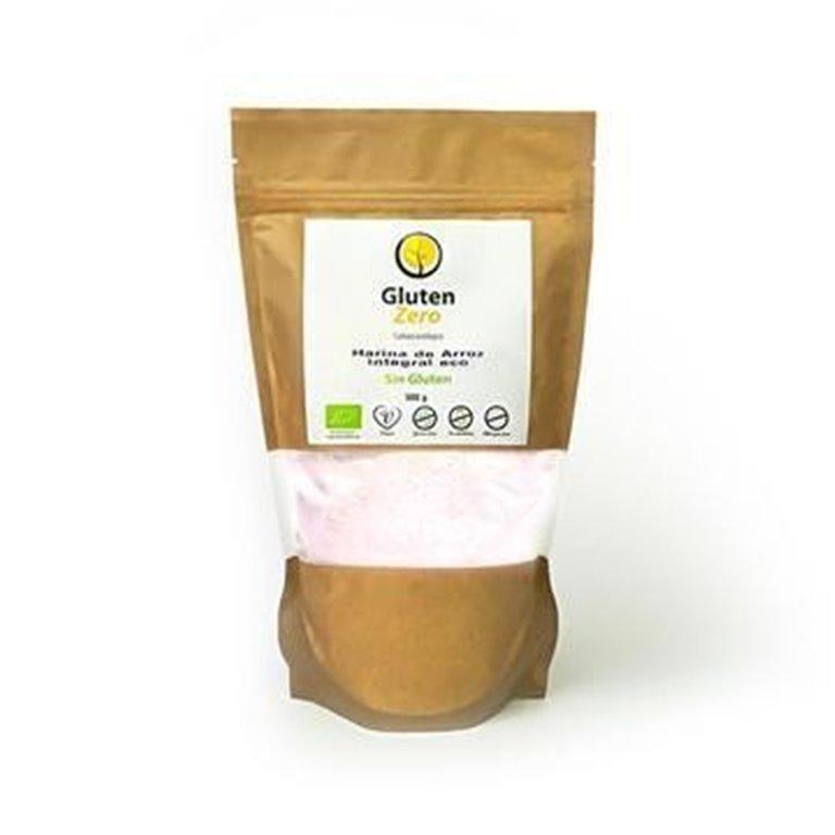 Harina de Arroz Integral Bio 500g