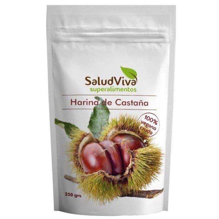 Harina de Castaña Bio 250g
