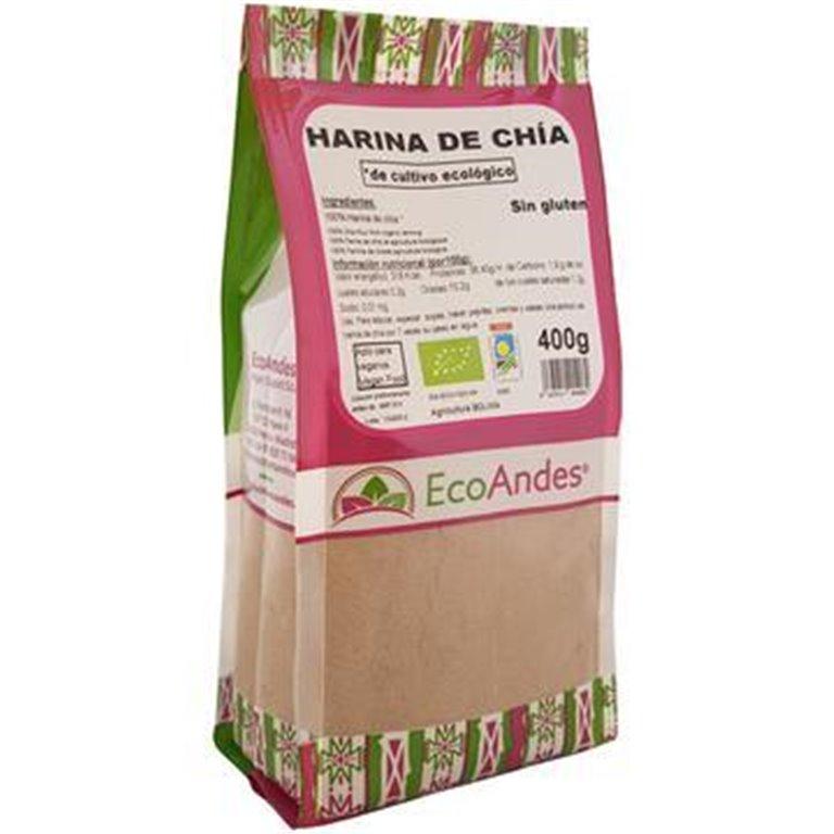 Harina de Chía Bio 5kg, 1 ud