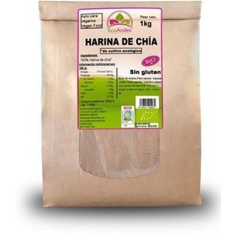 Harina de Chía Bio 5kg