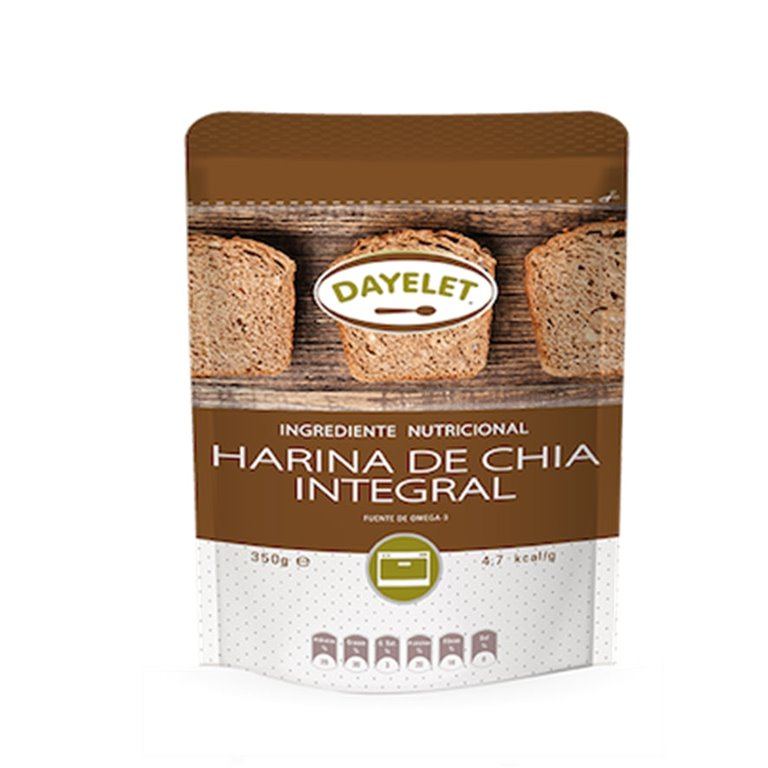 Harina de Chia Integral 350g