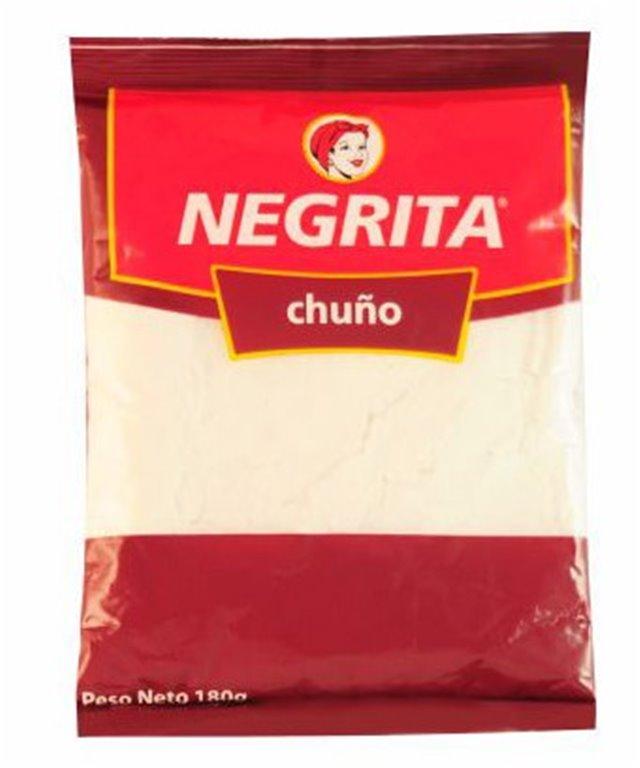 HARINA DE CHUÑO NEGRITA 180g