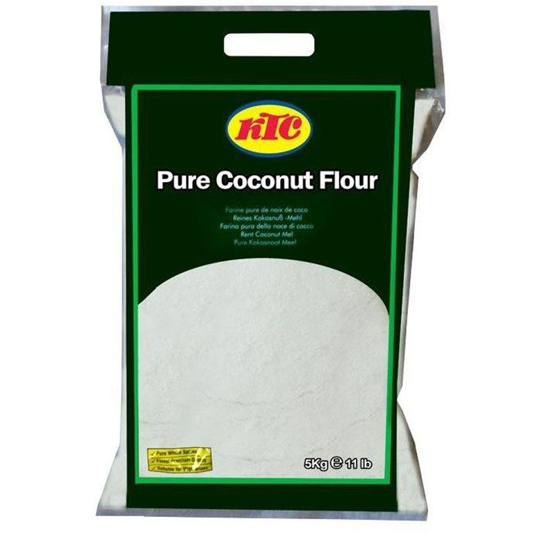 Harina de Coco 5kg, 1 ud