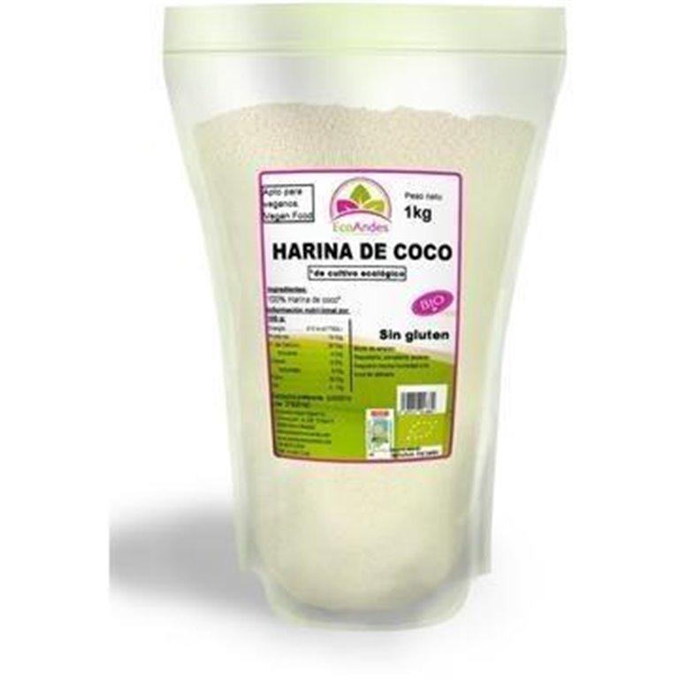 Harina de Coco Bio 20kg