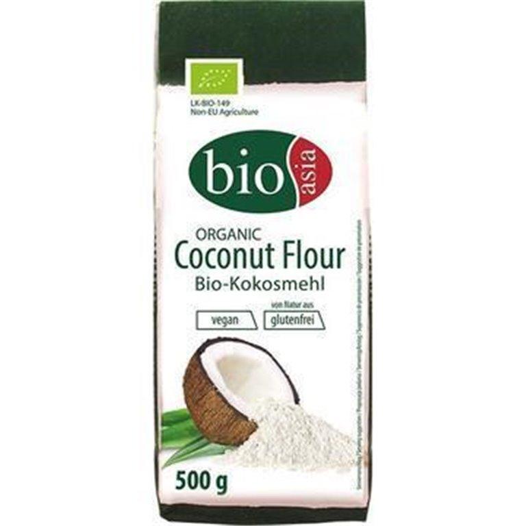 Harina de Coco Bio 3kg (6 x 500g), 1 ud