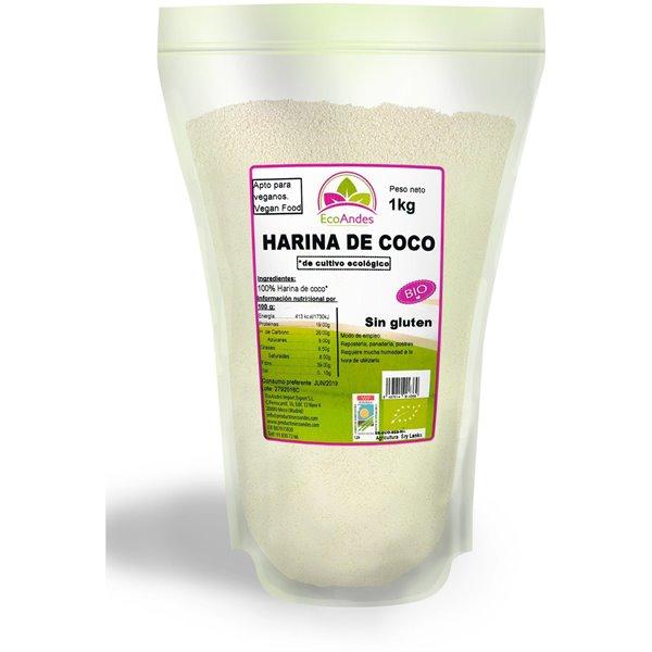 Harina de Coco Bio 5kg