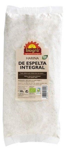 Harina de Espelta Integral Bio 500g