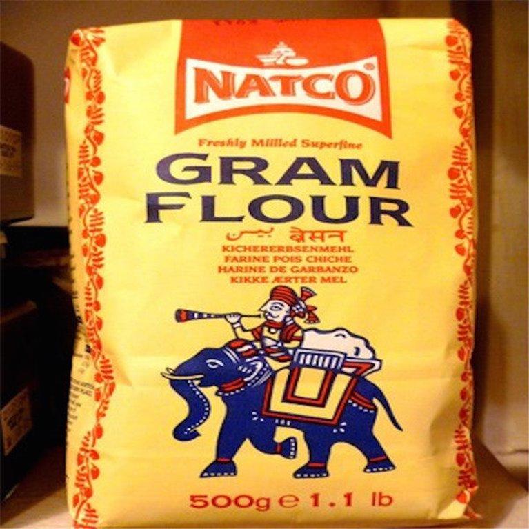 Harina de garbanzo 1kg, 1 ud