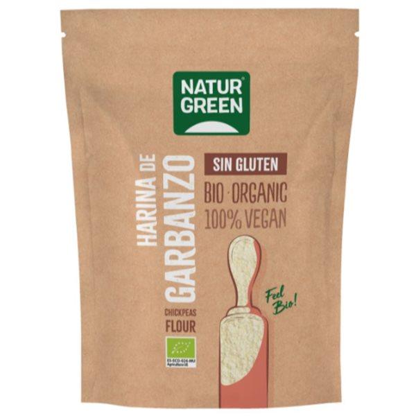 Harina de Garbanzo Bio 500g