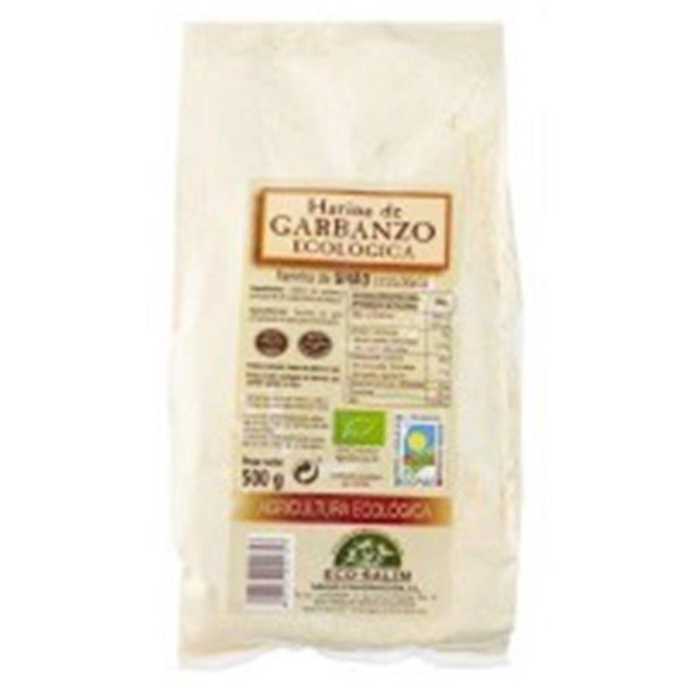 Harina de Garbanzo Bio 500g, 1 ud