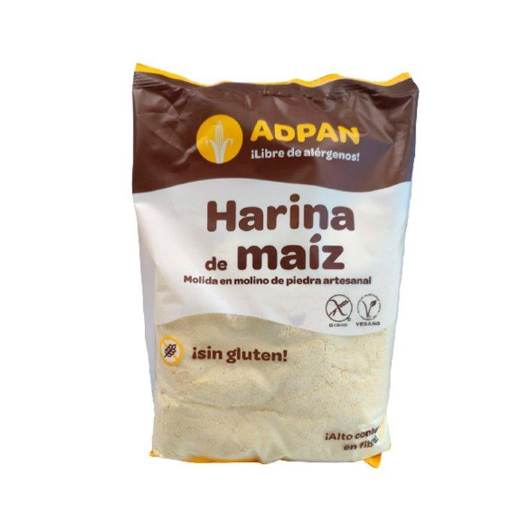 Harina de Maíz 1kg