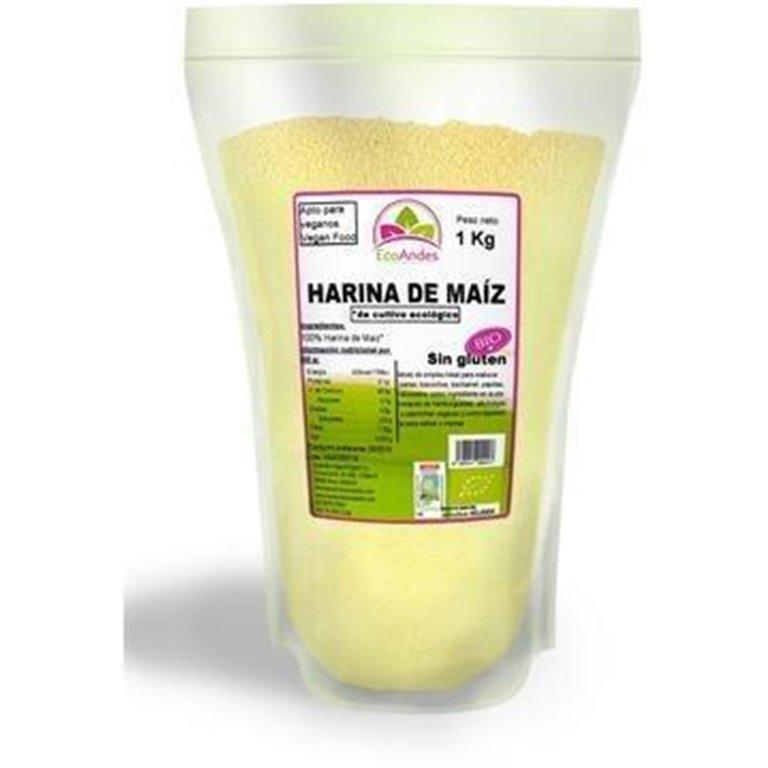 Harina de Maíz Bio 25kg