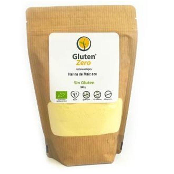 Harina de Maíz Bio 500g