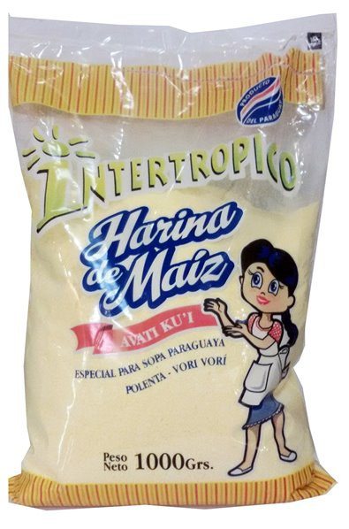 HARINA DE MAIZ CHOCLIN INTERTROPICO X 1KILO