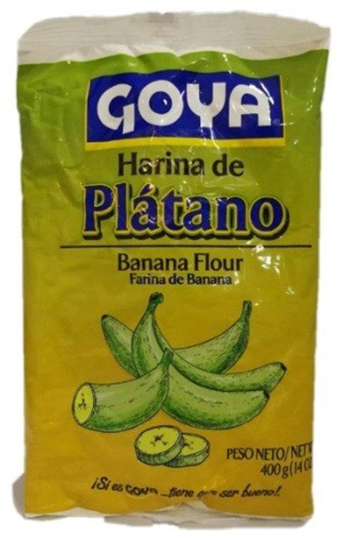 Harina de Plátano 400g