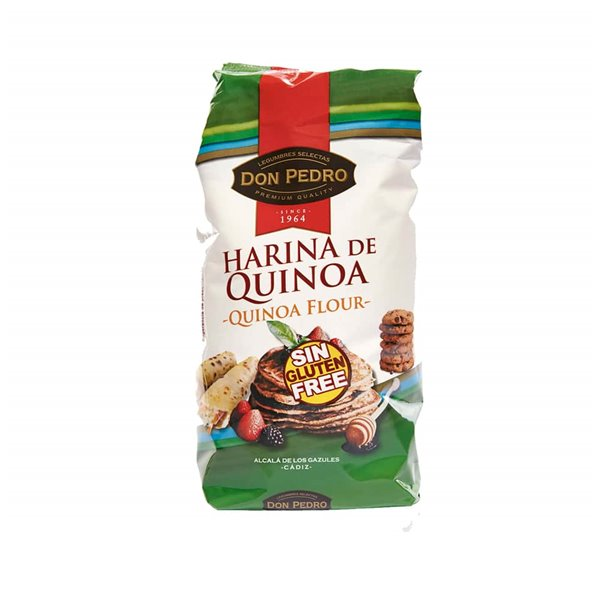Harina de Quinoa 400g Don Pedro