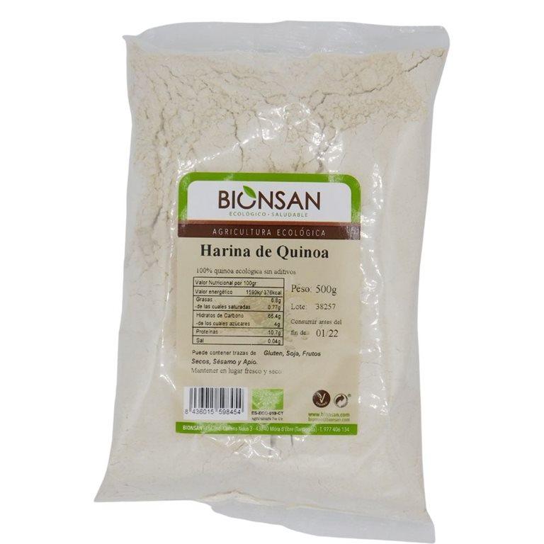 Harina de quinoa ecológica -500gr