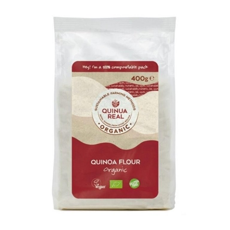 Harina de Quinoa Real Bio Fairtrade 400g