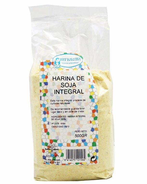 Harina de Soja Integral 500g