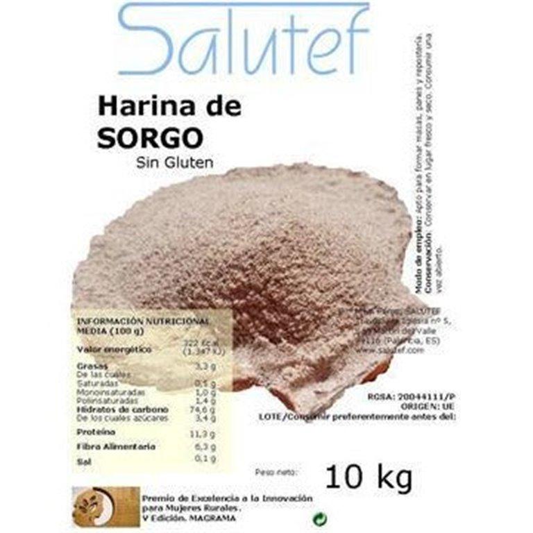 Harina de Sorgo 10kg