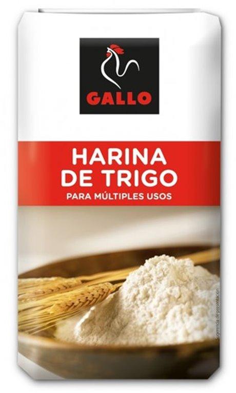 Gallo - Harina de trigo, 1 ud