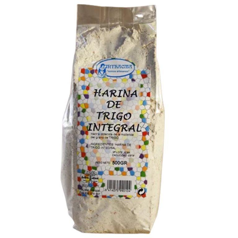 Harina de Trigo Integral Bio 500g