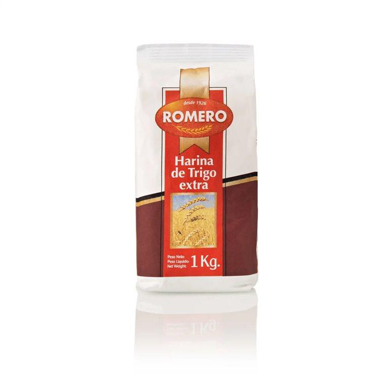 Harina de Trigo Pastas Romero