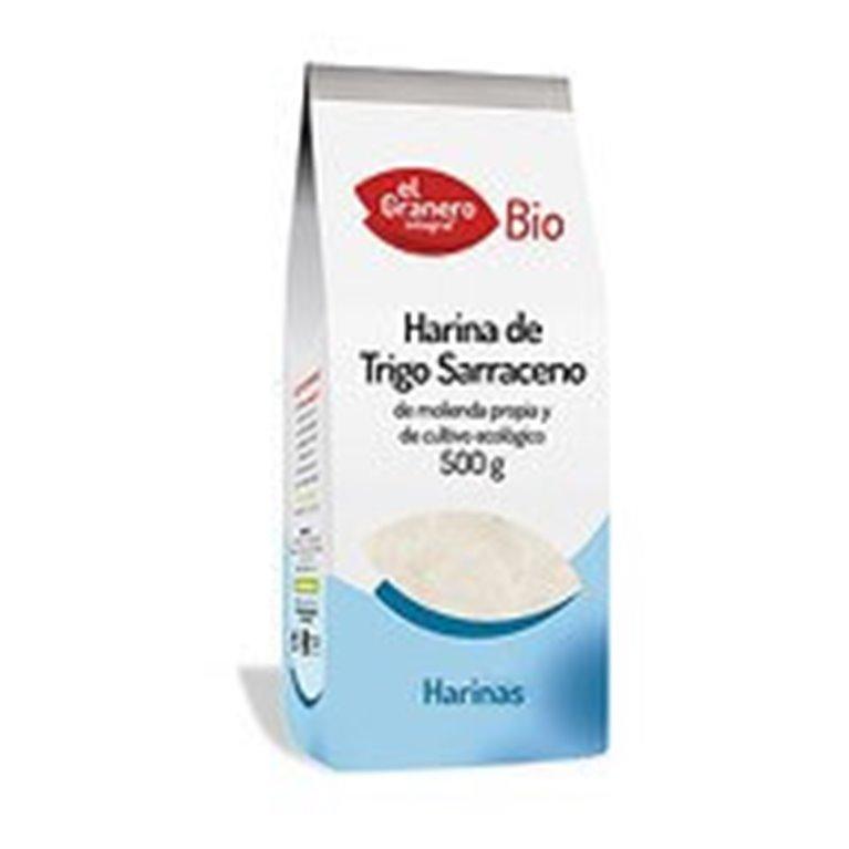 Harina de trigo sarraceno, 500 gr
