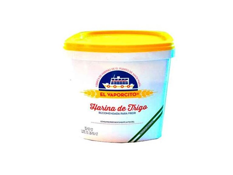 HARINA EL VAPORCITO
