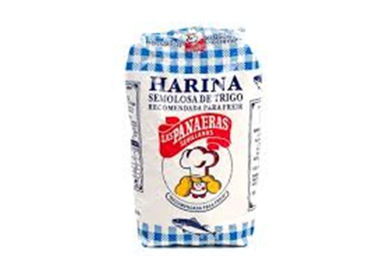 Harina especial para fritura