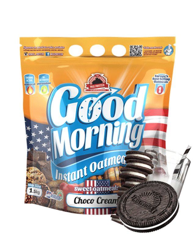 GOOD MORNING CHOCOCREAM COOKIES FLOUR 1,5KG