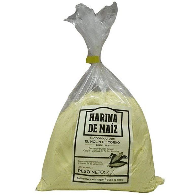 Harina Maiz - Molin Corao