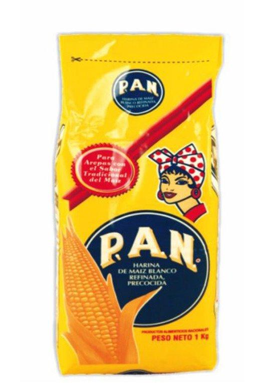 HARINA PAN BLANCA X 1KL
