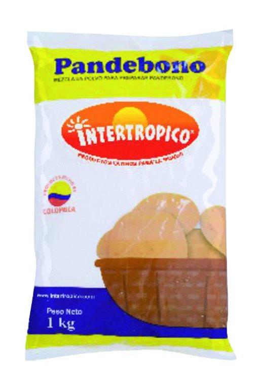 HARINA PANDEBONO INTERTROPICO 1KILO