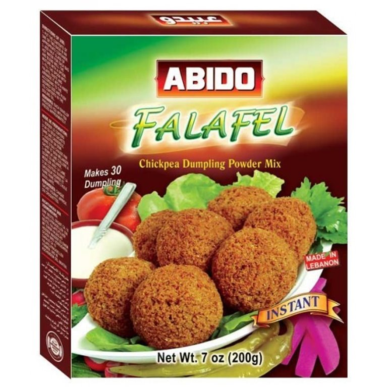 Harina para Falafel 200g, 1 ud