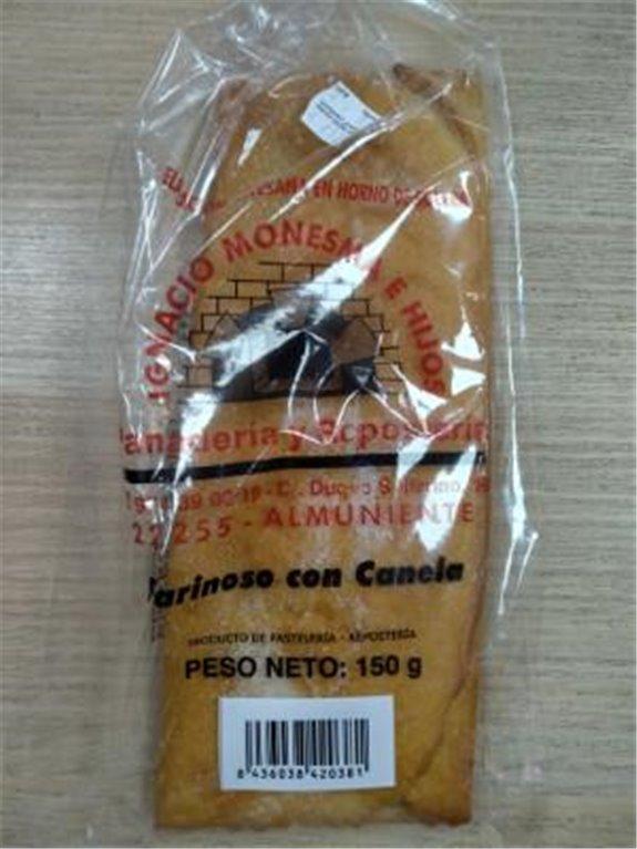 Harinoso de ALmuniente canela, 1 ud