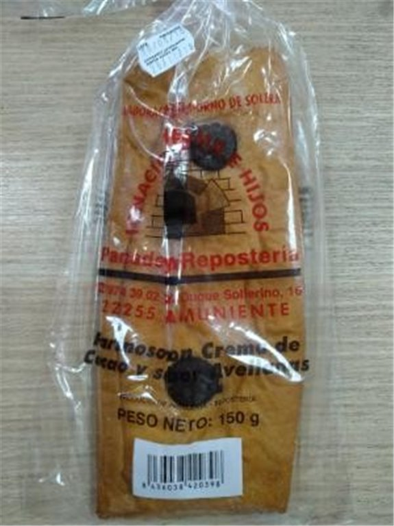 Harinoso de Almuniente chocolate