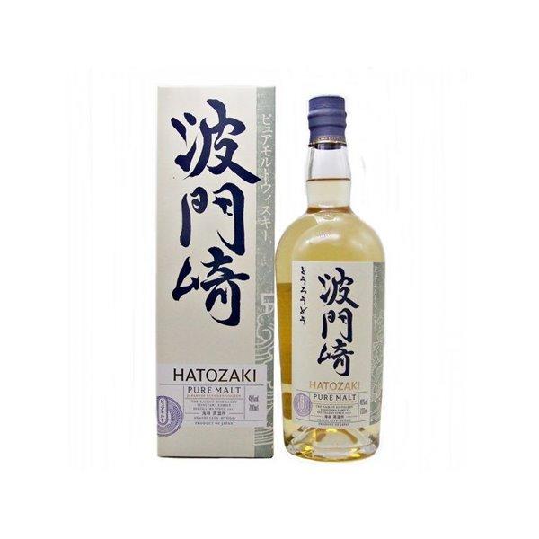 HATOZAKI PURE MALT BLENDED 0,70 L. + ESTUCHE