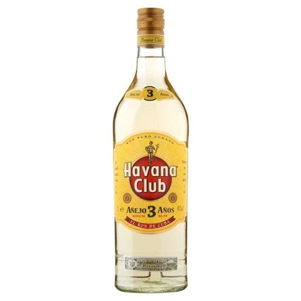 HAVANA CLUB 3 YO 1,00 L. 40º