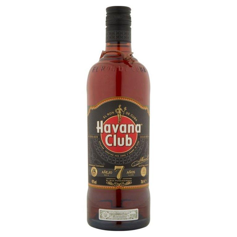 HAVANA CLUB 7 YO 0,70 L.