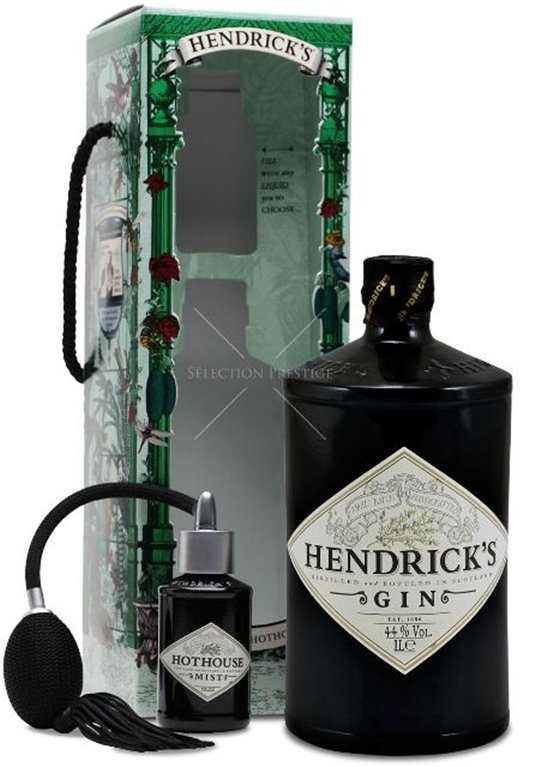 Hendrick's Cucumber Hothouse 1L, 1 ud