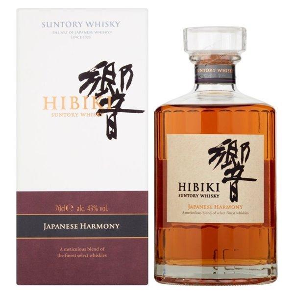 HIBIKI JAPANESE HARMONY 0,70 L. 43º