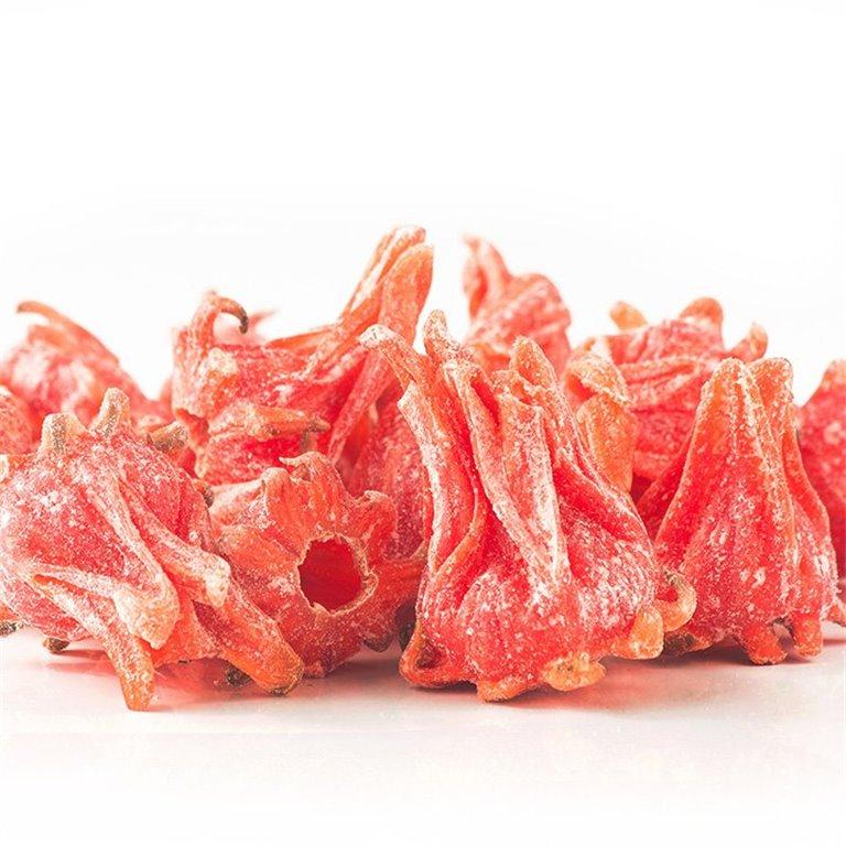 Hibiscus con azúcar 250gr