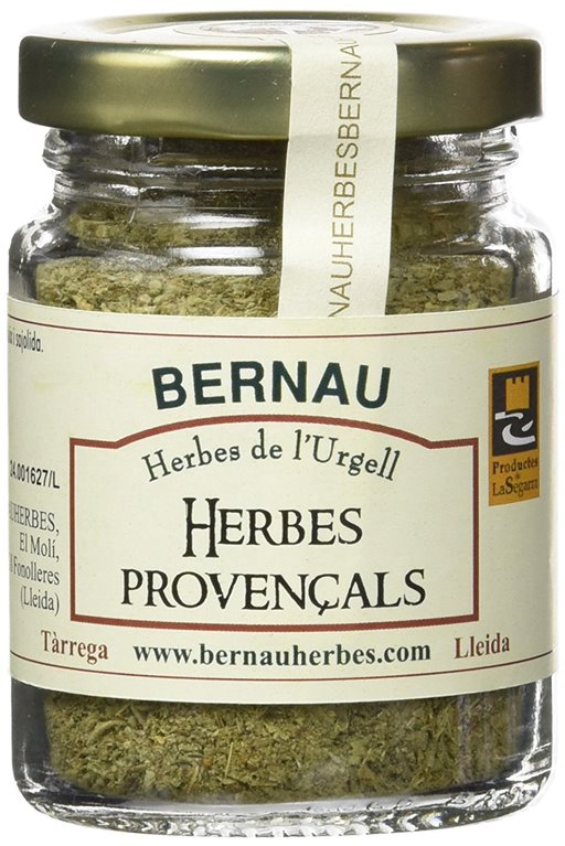 Hierbas Provenzales 20gr. Bernau Herbes de l'Urgell. 12un., 1 ud