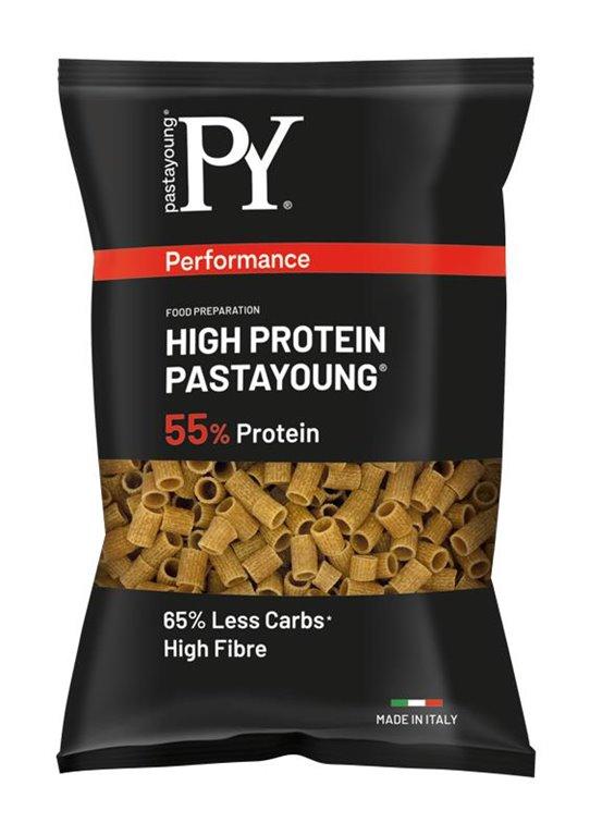 High Protein 55% TUBETTI Rigate (paquete 250 gr)