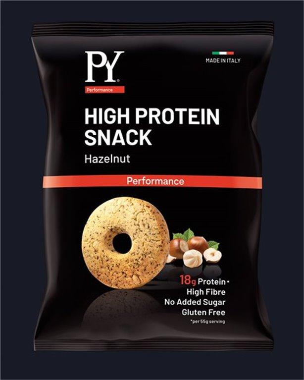 High Protein SNACK Hazelnut (bolsita 55 gr)