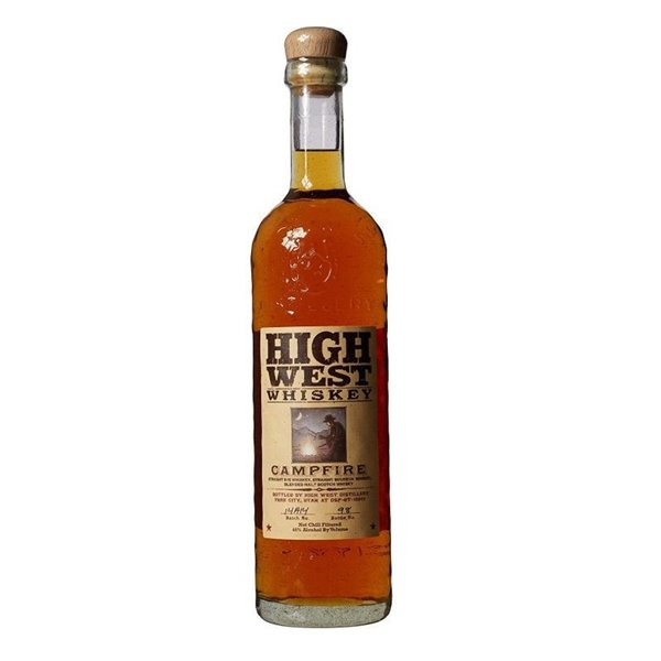 HIGH WEST CAMPFIRE BLENDED 0,70 L. + ESTUCHE