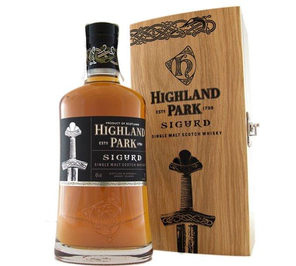 HIGHLAND PARK SIGURD 0,70 L. + ESTUCHE