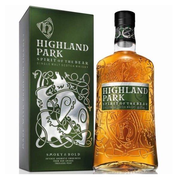 HIGHLAND PARK SPIRIT OF BEAR 1L. + ESTUCHE